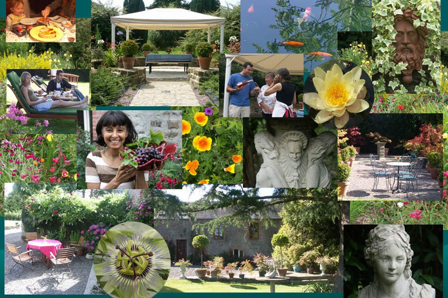 global view, Arts in the Garden